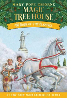 Hour of the Olympics: Book 16 av Mary Pope Osborne (Heftet)