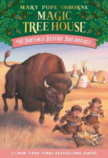 Buffalo before Breakfast av Mary Pope Osborne og Sal Murdocca (Heftet)
