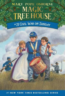 Civil War on Sunday av Mary Pope Osborne og Sal Murdocca (Heftet)