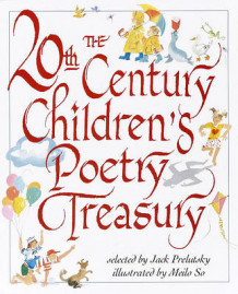 20th Century Children's Poetry Trea av Jack Prelutsky (Innbundet)