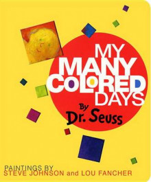 My Many Colored Days av Dr Seuss (Pappbok)
