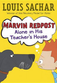 Alone in His Teacher's House av Marvin Redpost (Innbundet)