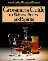 Grossman's Guide to Wines, Beers and Spirits av Harold J. Grossman (Innbundet)