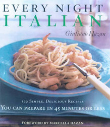 Every Night Italian av Giuliano Hazan (Innbundet)