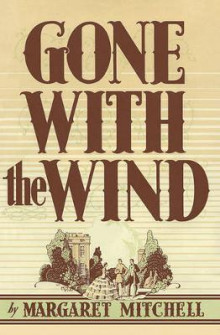 Gone with the Wind av Margaret Mitchell (Innbundet)