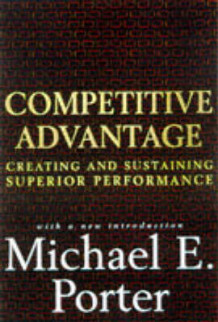 Competitive advantage av Michael E. Porter (Innbundet)