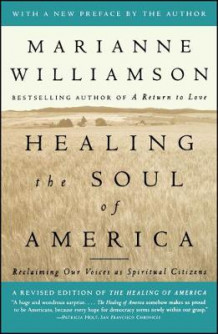 Healing the Soul of America av Marianne Williamson (Heftet)