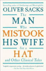 Omslag - The Man Who Mistook His Wife for a Hat and Other Clinical Tales