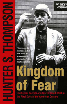 Kingdom of Fear av THOMPSON S H (Heftet)