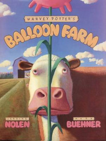 Harvey Potter's Balloon Farm av Jerdine Nolen (Innbundet)