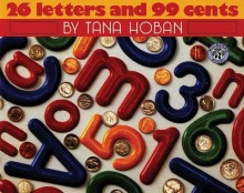 26 Letters and 99 Cents av Tana Hoban (Heftet)