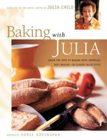 Baking with Julia av Julia Child (Innbundet)