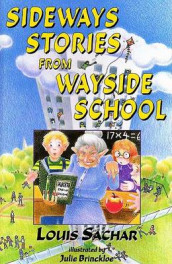 Sideways Stories from Wayside School av Louis Sachar (Innbundet)