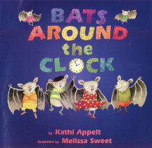Bats around the Clock av Kathi Appelt (Innbundet)