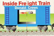 Inside Freight Train av Donald Crews (Innbundet)