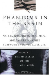 Phantoms in the Brain av V S Ramachandran (Heftet)