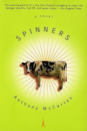 Spinners av Anthony McCarten (Heftet)