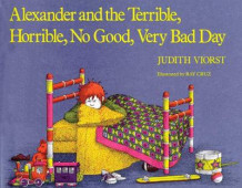 Alexander and the Terrible, Horrible, No Good, Very Bad Day av Judith Viorst (Innbundet)