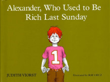 Alexander, Who Used to be Rich Last Sunday av Judith Viorst (Innbundet)