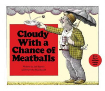 Cloudy with a Chance of Meatballs av Judi Barrett (Innbundet)