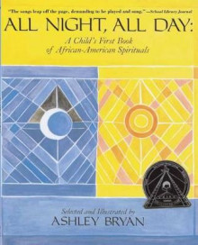 All Night, All Day - a Child's First Book of African-American Spirituals av Ashley Bryan og David Manning Thomas (Annet bokformat)