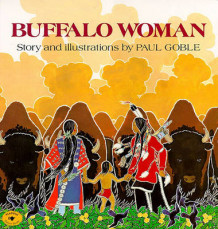 Buffalo Woman av Paul Goble (Heftet)