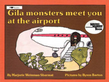 Gila Monsters Meet You at the Airport av Byron Barton (Heftet)