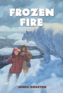 Frozen Fire av James Houston (Heftet)