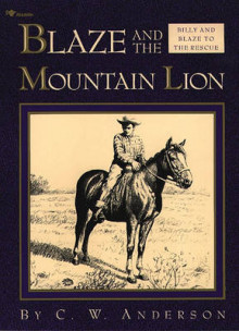 Blaze & the Mountain Lion av ANDERSON (Heftet)