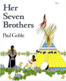 Her Seven Brothers av Paul Goble (Heftet)