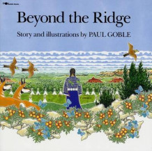 Beyond the Ridge av Paul Goble (Heftet)