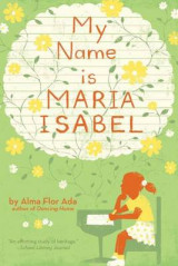 Omslag - My Name is Maria Isabel
