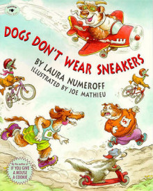 Dogs Don't Wear Sneakers av Laura Joffe Numeroff (Heftet)