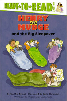 Henry and Mudge and the Big Sleepover av Cynthia Rylant (Innbundet)