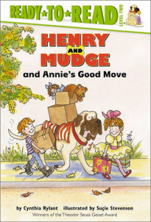 Henry and Mudge and Annie's Good Move av Cynthia Rylant (Annet bokformat)