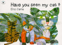 Have You Seen My Cat? av Eric Carle (Heftet)