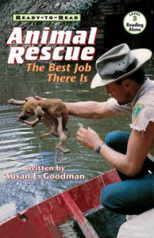 Animal Rescue av Susan E. Goodman (Heftet)