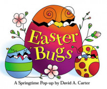 Easter Bugs av David A. Carter (Innbundet)