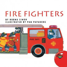 Fire Fighters av Norma Simon (Heftet)