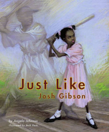 Just Like Josh Gibson av Angela Johnson (Innbundet)