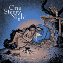 One Starry Night av Lauren Thompson (Innbundet)