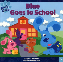 Blues Goes to School #4 av Santomero (Heftet)