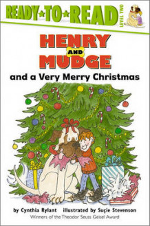 Henry and Mudge and a Very Merry Christmas av Cynthia Rylant (Heftet)