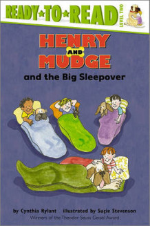 Henry and Mudge and the Big Sleepover av Cynthia Rylant (Heftet)