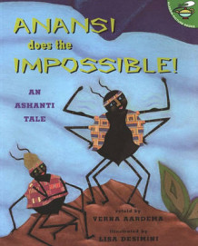 Anansi Does the Impossible! av Verna Aardema (Heftet)