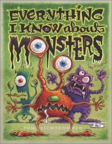 Everything I Know about Monsters av Lichtenhel (Annet bokformat)