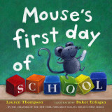 Omslag - Mouses First Day of School