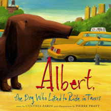 Albert, the Dog Who Liked to Ride in Taxis av Cynthia Zarin (Annet bokformat)
