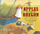 Apples to Oregon av Nancy Carpenter (Innbundet)