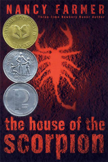 House of the Scorpion av Nancy Farmer (Annet bokformat)